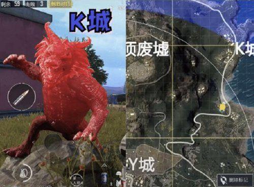 刺激战场春节模式年兽雕像位置在哪 刺激战场海岛地图春节模式年兽位置