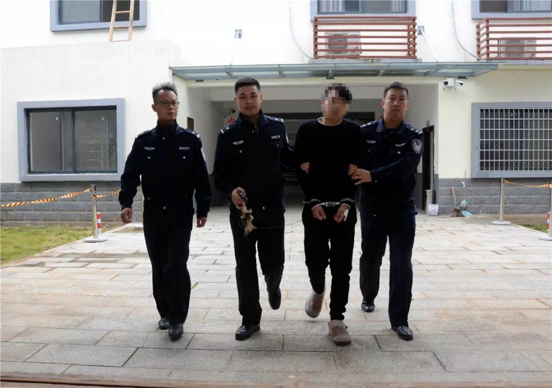 西湖景区失联女生被害案嫌犯落网 抓捕视频曝光